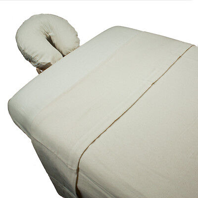 Body Linen Massage Table Flannel Sheet Sets