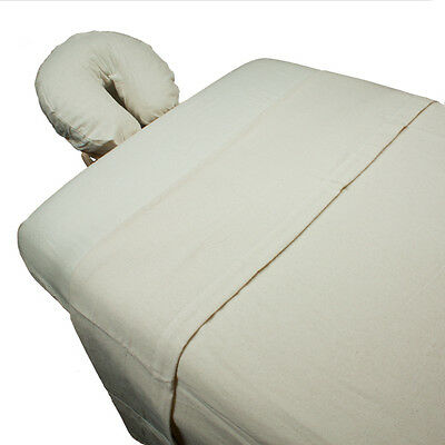Massage Flannel Sheet Set