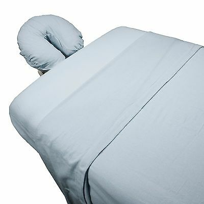 Body Linen Massage Table Flannel Sheet Sets (50 pack) - Just $19/set