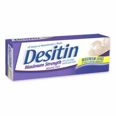Desitin Maximum Strength Diaper Rash Cream 4 oz