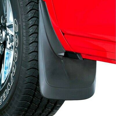 Power Flow New Pro-Fit Set of 2 Mud Flaps Splash Guard Front or Rear Chevy 6401
