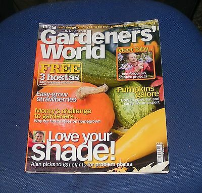 Gardeners' World October 2008 - Love Your Shade!/easy Grown Strawberries