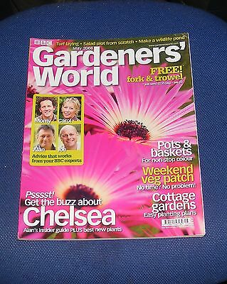Gardeners' World May 2008 - Pots & Baskets/cottage Gardens/weekend Veg Patch