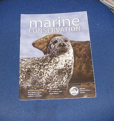 Marine Conservation Magazine Silver Jubilee 2007 Winter Edition