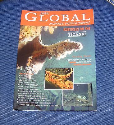Jmba Global Environment Summer 2006 Issue 4 - Rusticles On The Titanic