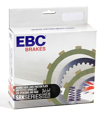 SRK093 EBC Complete Clutch Rebuild Kit - Yamaha YZF-R1 07-08, and YZF-R1SP '06