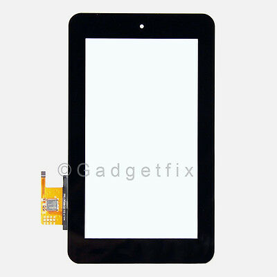 USA New HP Slate 7 Tablet Front Outer Top Glass Digitizer Touch Screen Parts