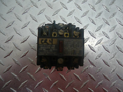 Allen-Bradley Latch Type Ac Relay, Type Nm Bulletin 700, 700-Nm400A1 Series E
