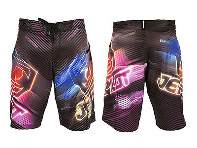 Jet Pilot - Boardshort Fire Glow Mens - Confortable - sèche rapidement