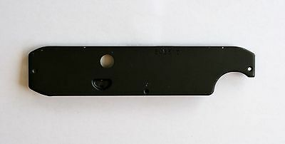 Base Plate For Konica Fs-1 Film Camera. Used Spare Part.