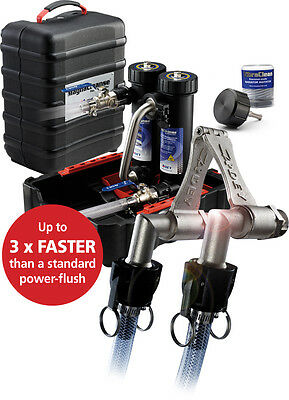 MagnaCleanse Rapid Flush Filter System Flushing Adey Magnaclean Best Priced BNIB