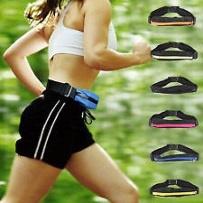 Riñonera Cinturon Impermeable Deporte Running Carrera Footing Aire Libre