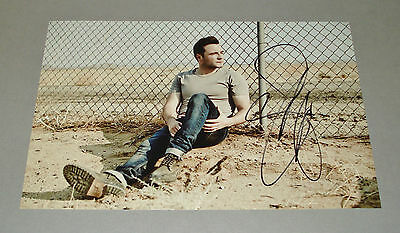 Shane Filan SIGNED 12x8 Photo Genuine Authentic Westlife Music AUTOGRAPH + COA