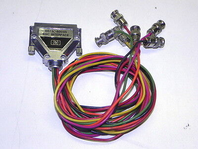 08750-60035 HP/Agilent 8750A Storage Normalizer Interface Cable