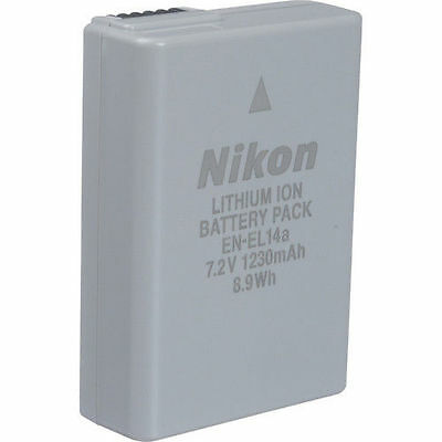 Nikon EN-EL14A Rechargeable Li-Ion Battery 27126