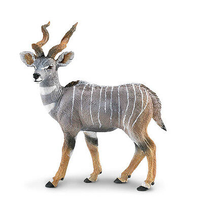 LESSER KUDU  Replica # 296229 ~ FREE SHIP in USA w/ $25+ SAFARI Ltd. Products