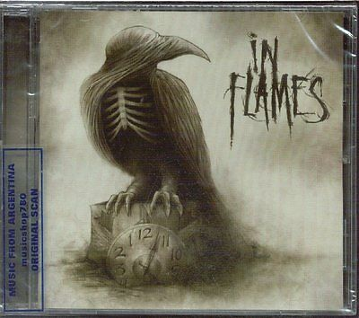 In Flames Sounds Of A Playground Fading Sealed Cd Inflames
