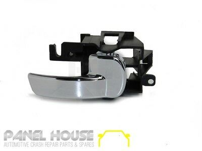 Nissan Navara D40 Right Hand Chrome Inner Door Handle VSK Spanish Built New