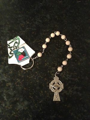 Hand Crafted Ulster Marble Penal Rosary