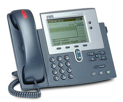 Cisco CP-7940G Unified IP Phone Telephone - Inc VAT & Warranty