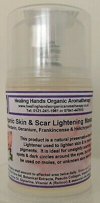 Organic Super Lightening Oil 4 Pigmentation Probs +SkinBright, Retinol, Collagen