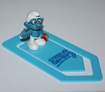 Puffo Puffi Smurf Smurfs Stationery Paper Clips 2.0094
