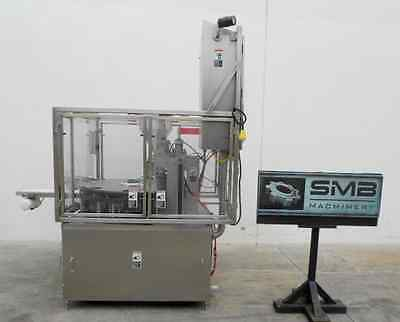 MODERN PACKAGING MR-8DC Rotary Cup Filler