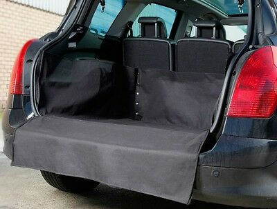 Heavy Duty Water Resistant Car Boot Liner & Lip Protector Dirt/pet/dog Cover Mat