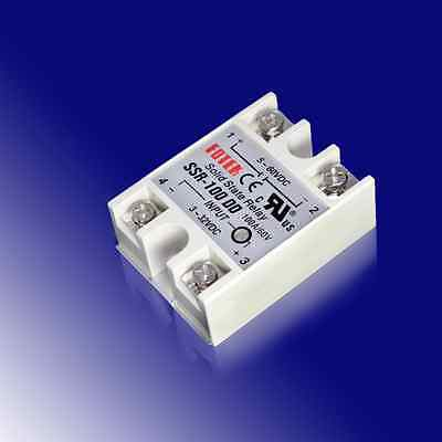 100A Solid State Relay SSR DC In DC Out