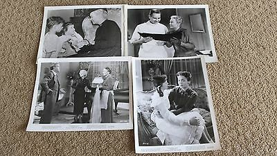 The Blue Veil Press Kit Movie Photographs Vintage Original 1951