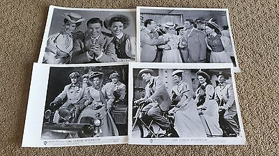 One Sunday Afternoon Press Kit Movie Photographs Vintage Original 1948