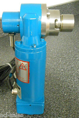 Lenze Type 13.121.35.220 Sterimixer Magnetic Motor Rt Angle Motor Sleevless Cord