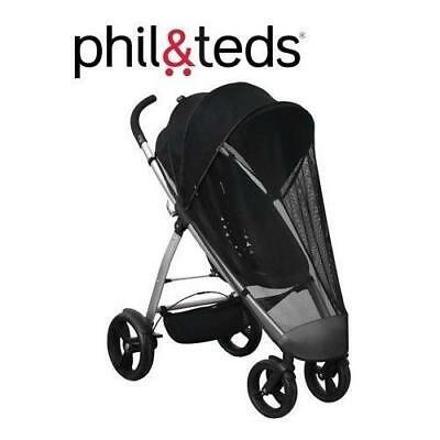 Phil & Teds UV Mesh Sun Cover for Smart Buggy