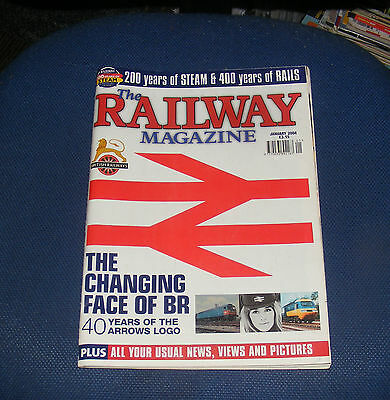 The Railway Magazine January 2004 - The Changing Face Of Br