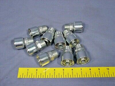 "10 PARKER 7651-752 MCP7651-752 Curb Pump 3/4"" Fittings"