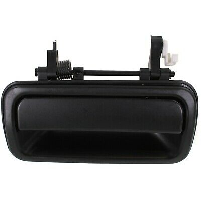 Outer Textured Black Door Handle Front  Driver Side for HONDA PASSPORT 98-02