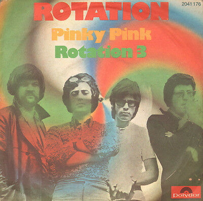 Rotation - Pinky pink/Rotation III