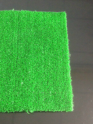 Golf Driving Mat Chipping Turf Grass - Winter Rules 30cm x 30cm x1cm MULTI QTYS