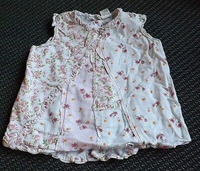 """Next"" Baby Girl's Flowery Blouse 3-6 Months"
