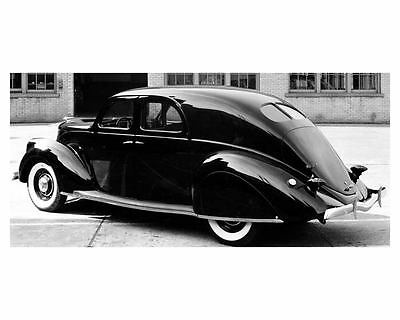 1936 Lincoln Zephyr Factory Photo uc6624