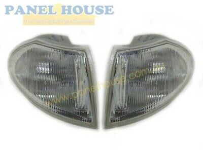 Holden Astra TR 96 - 99 Pair 1xLH 1xRH Corner / Indicator Lights Brand New