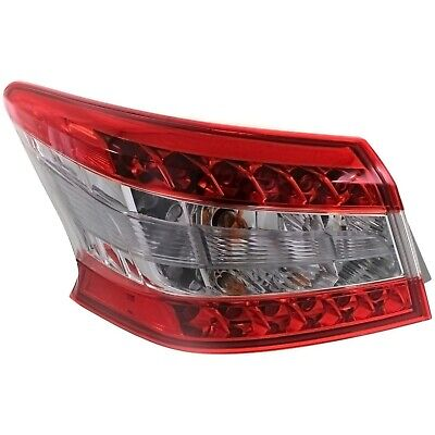 Tail Light For 13-14 Nissan Sentra Driver Side Outer