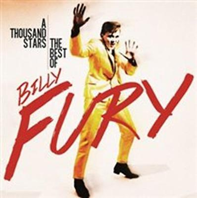 Billy Fury - A Thousand Stars: The Best Of NEW CD