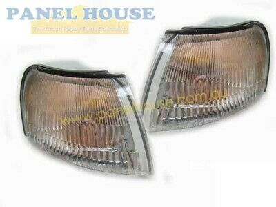 Holden Commodore VN Pair 1xLH 1xRH Corner / Indicator Lights Brand New Blinker