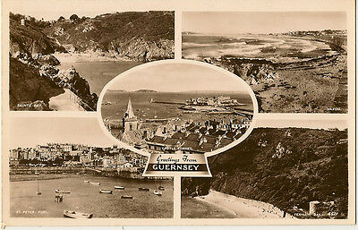 GUERNSEY :  Greetings Multiview RP-RA