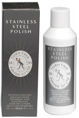 Stainless Steel Polish for Appliances, Pots, Pans, Sinks and Moreby Town Talk