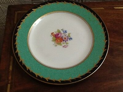 George Jones Crescent Side Plate