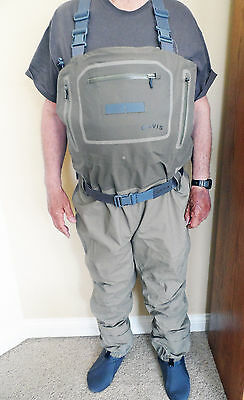 Orvis Silver Sonic Guide Stockingfoot Waders - FlyMasters