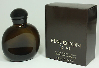 HALSTON Z-14  LOTION APRES-RASAGE - AFTER SHAVE LOTION 125ml