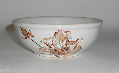 Iroquois Restaurant China Floral Rose Cereal Bowl!
